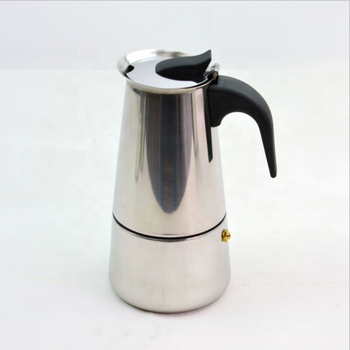 4 Cups Espresso Coffee Maker With High Quality