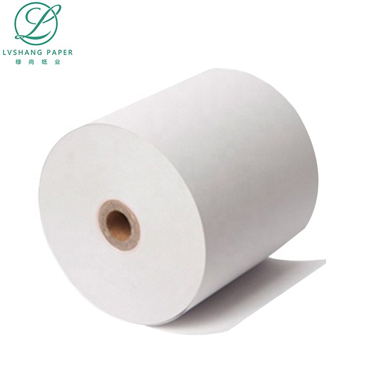 Paper cup paper custom printed raw material of single side PE coated paper in roll