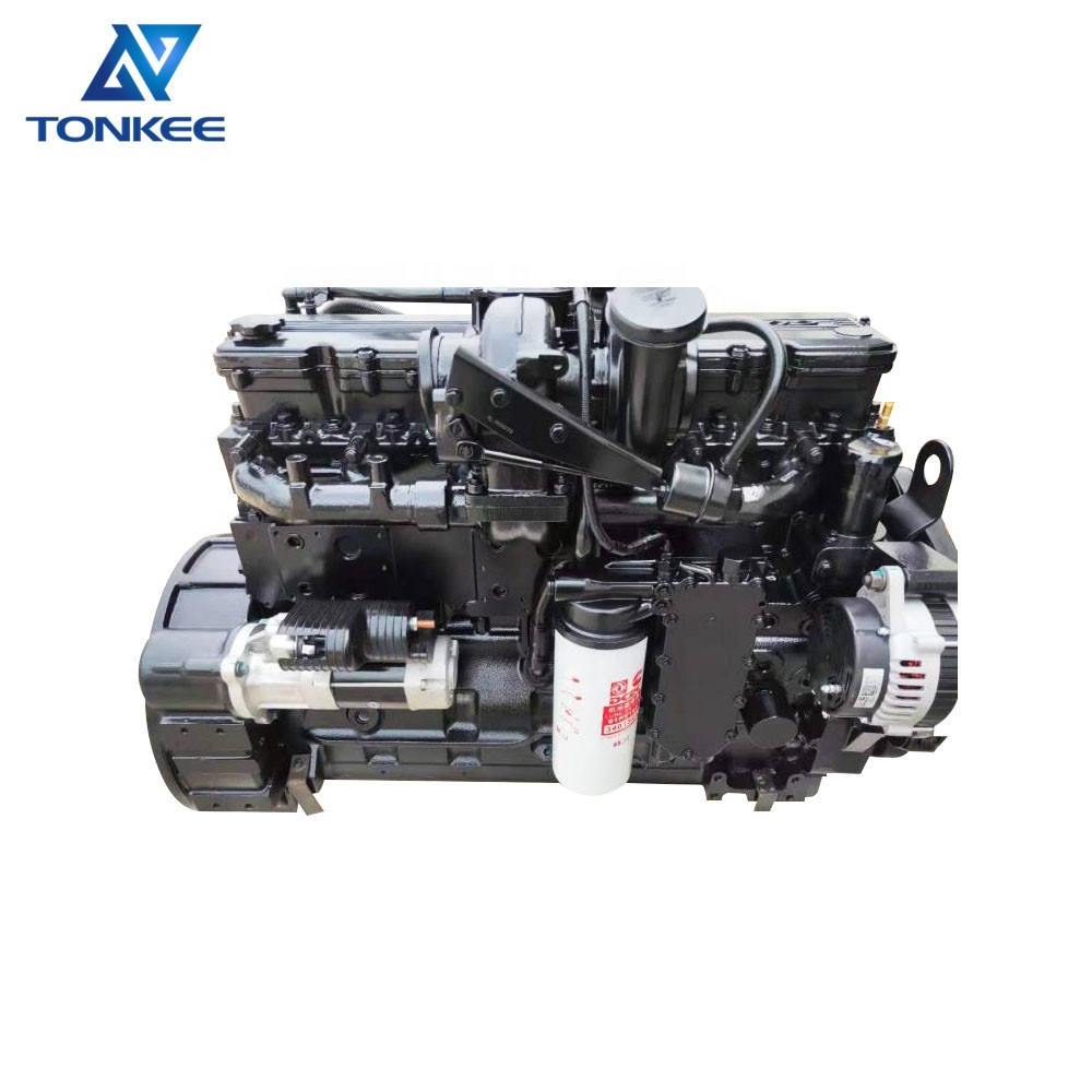 Original New  6D114-3 SAA6D114E-3 Complete Diesel Engine Assy PC300-8 PC350-8 PC360-8  Excavator Diesel Engine assembly