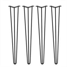 4 шт. ножки для стола, прочная металлическая ножка стола, 28/30 дюймов, стол, стул для ноутбука, Шпилька для стола, Нескользящие ножки для мебели ...(Китай)