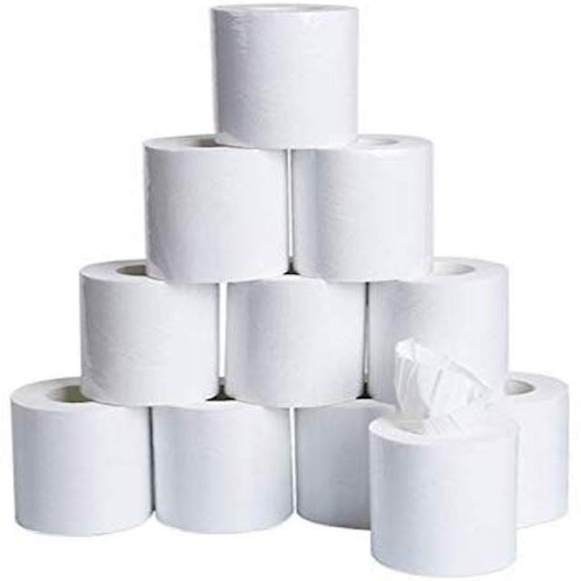 Amazon hits White Toilet Paper, Soft Professional Series Premium 3-Ply Toilet Paper <strong>roll</strong>, Rapid Dissolving Toilet tissue