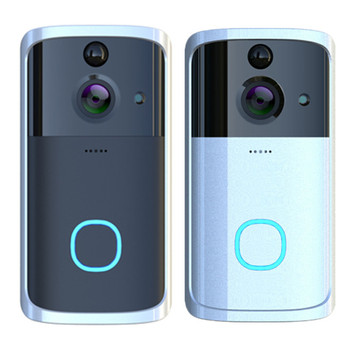 Gofuture 720P Wireless WIFI Door Bell Doorbell Video