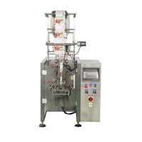 Factory price automatic vertical color bag four sides filling sealing machine