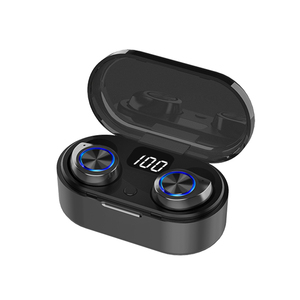 Hot Sales TW80 TWS wireless earbuds with LED battery display Handsfree Headphone Bluetooth Earphone