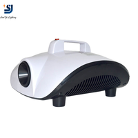 mini Disinfection smoke Foging machine for car and fog machine dj lighting