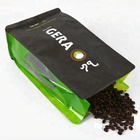 Gravure Printing Bag Food Stand Up Bag for Food Use Packaging Box Pouch for Coffee Bean and Chocolate