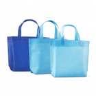 Recycle Carrier Wholesale Custom Recycle Colorful Tote Shopping Non Woven Carrier Bag