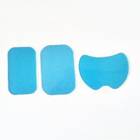 Gel pads sheets and snap electrode hydrogels pads for EMS