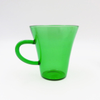 Worth Buying Eco Friendly High Borosilicate Tea Coffee Single Wall glass Cup