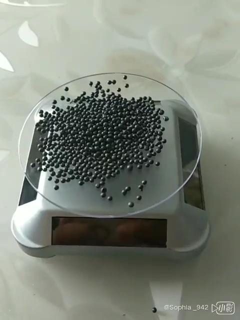 China Manufacturer Steel shot making machine price blasting medium in abrasives for sale