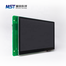 "Open Sdk Odm Hmi Android Mtk 4G RS232 Usb Interface 8pin 7 ""Android Hmi Lcd Touch En Display modules"