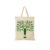 Wholesale High Quality Ecological Reusable customized printed 100% cotton canvas bag with logo