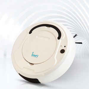 E.LUO Robot Vacuum Cleaner Sweeping and Mopping Robotic Vacuum Cleaning Dust and Pet Hair, Strong Suction