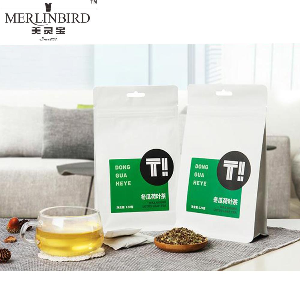 Winter Melon Tea Drink Blending With Lotus Leaf - 4uTea | 4uTea.com