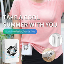 Portable Handhold Mini Fan For Home Rechargeable Portable Air Conditioner Table Usb Fans Small Office Outdoor Travel Cooling Fan(Китай)