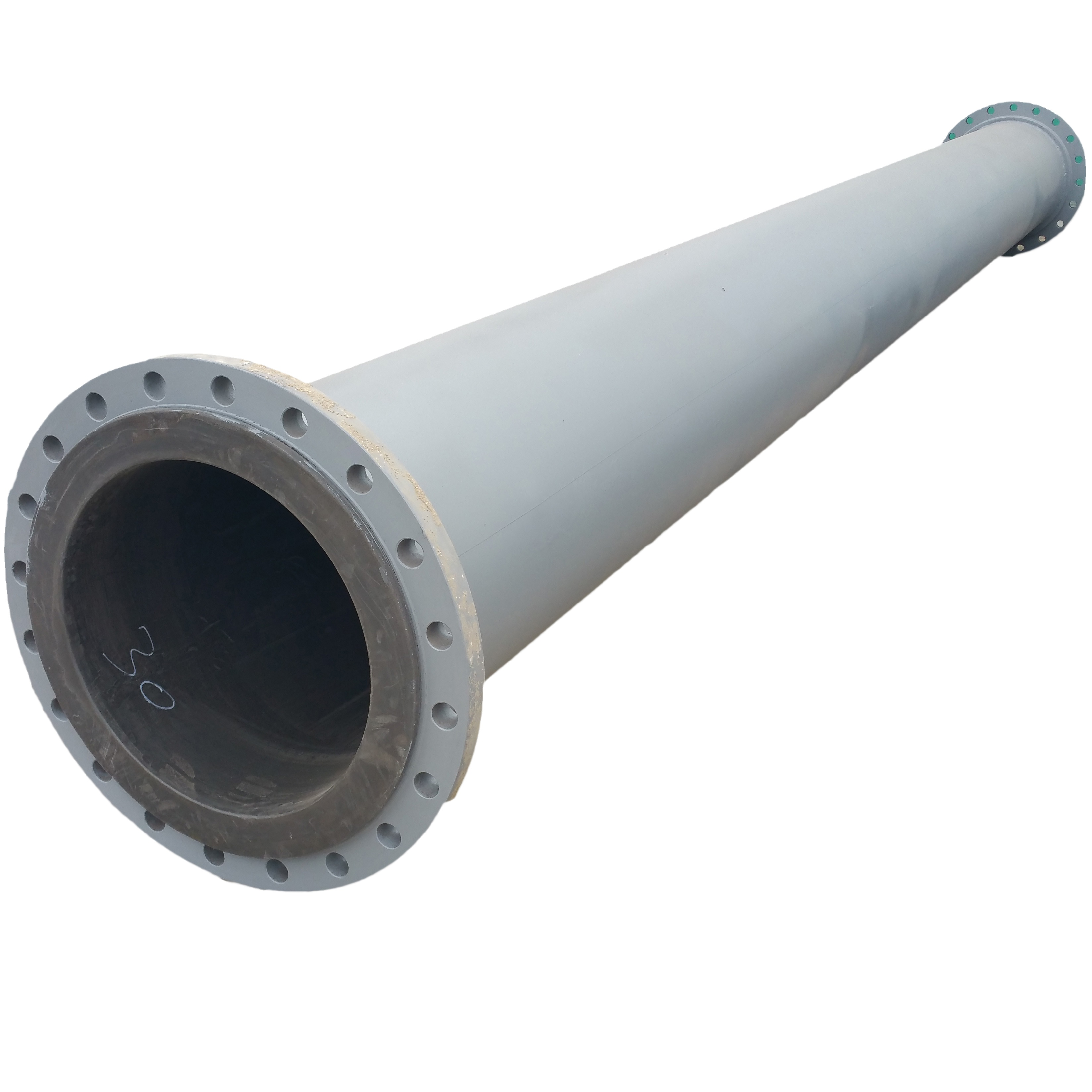 ID300 HDUHMW <strong>PE</strong> lined steel composite complex tailing pipe wasted water