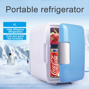 New Style Mini Automatic Fridge Portable Refrigeration heating Bar Fridges For Hotel , Travel Car ,Living Room