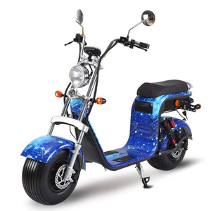 1500W / 2000W Citycoco Electric Scooter with EEC/COC Approved On Road