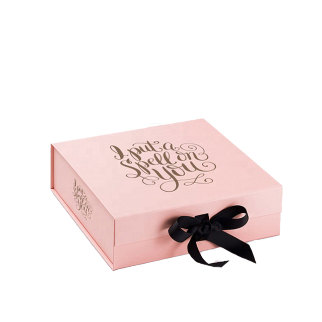 Luxury Designs Paper Boxes Cardboard Gift Boxes Packaging Magnet Close Box