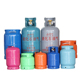 3kg 6kg 12.5kg LPG Empty Gas Cylinder LPG Gas Cylinder With Mini Gas Burner for Kenya Tanzania Ghana Nigeria