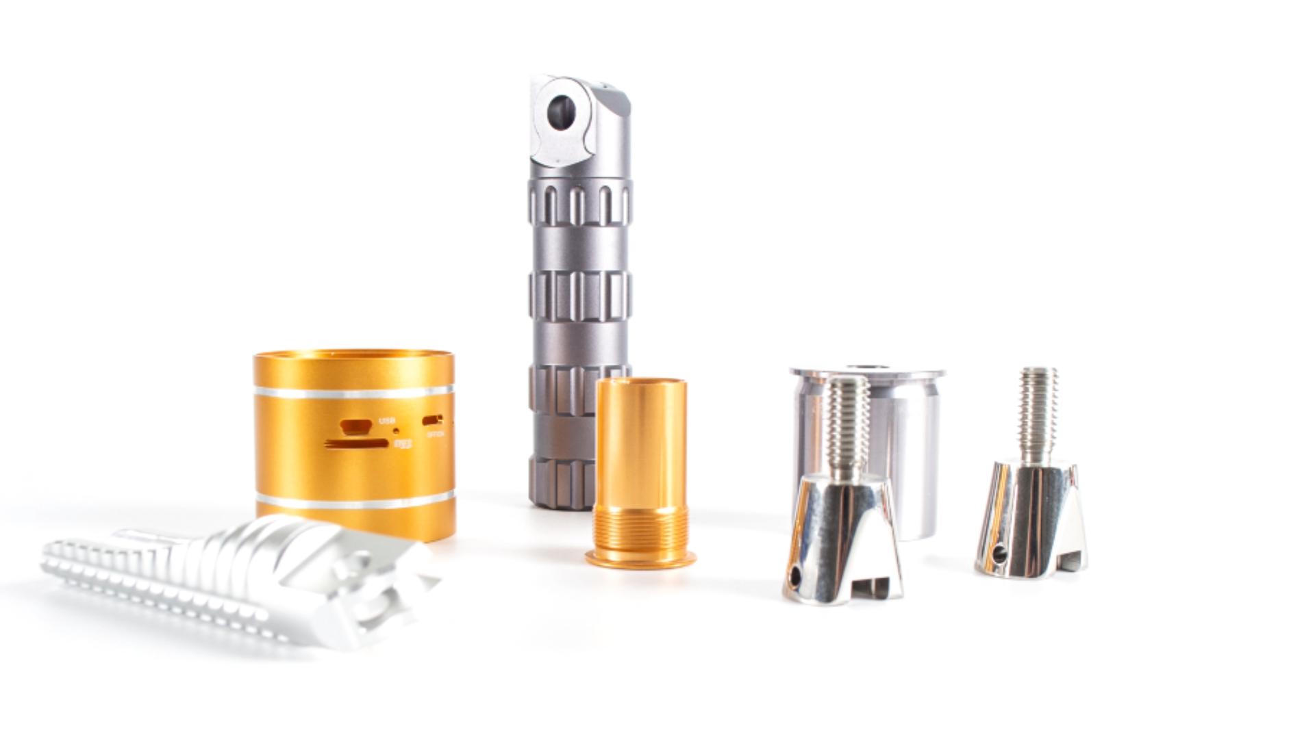Métal fait sur commande En Aluminium De Fraisage CNC Usinage Des pièces Métalliques