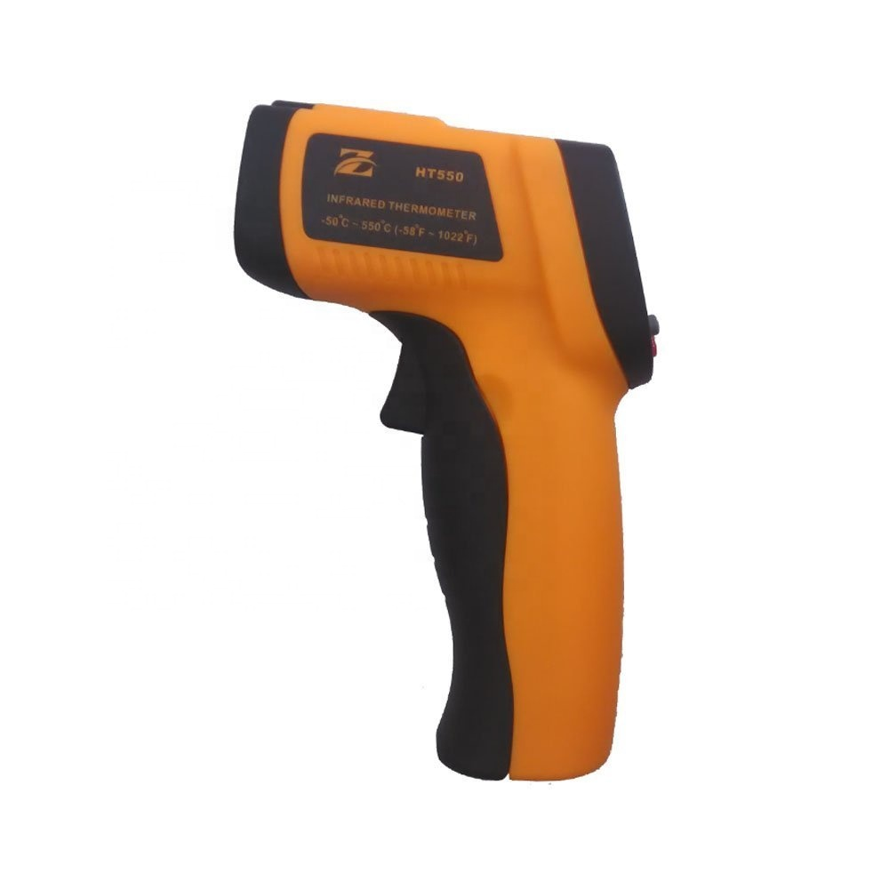 INDUSTRIAL USE Digital Temperature Gun Infrared thermometer laser thermometer HT550 - KingCare | KingCare.net