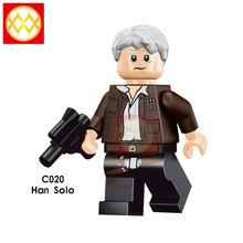 LEGOED, Звездные космические войны, Звездные войны, штурмовик, солдат, пилот, сопротивление, Obi-Wan, Sabine Wren, строительные блоки, игрушки, подарок(Китай)