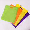 Customized Size Folding Reusable D-cut Non Woven Bag For Garment