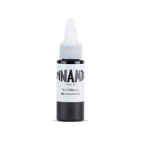 Original Dynamic 1 oz black color tattoo ink