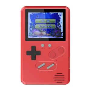Mini Game Player Holder Handheld Video Game Console   Built- in 500 Retro Classic Games support