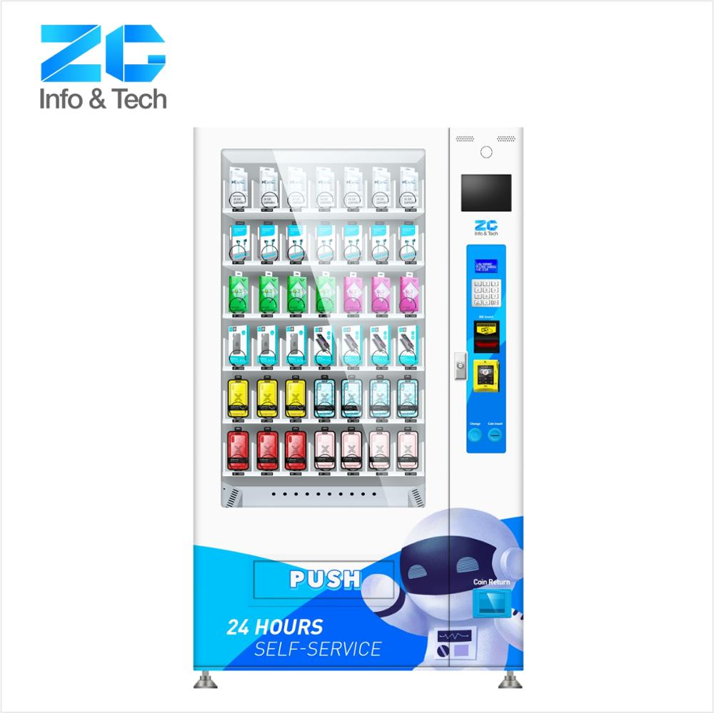 ZG high quality shoes robotic vending machine balls