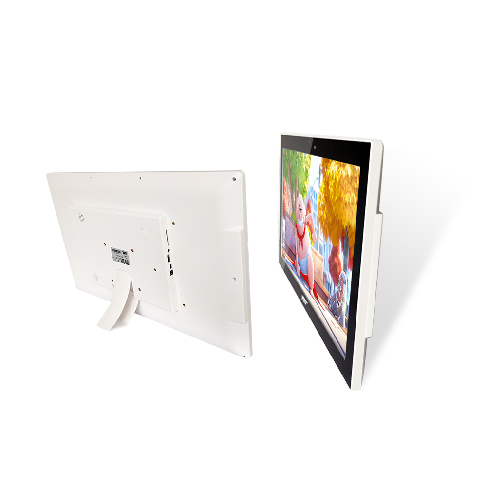 21.5inch Android tablet pc All in one pc wall mount tablet with Rj45
