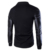 New British style men's collar jacket leather sleeves stitching jackets