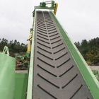 Pattern Rubber conveyor belt EP Fabric Core Belt