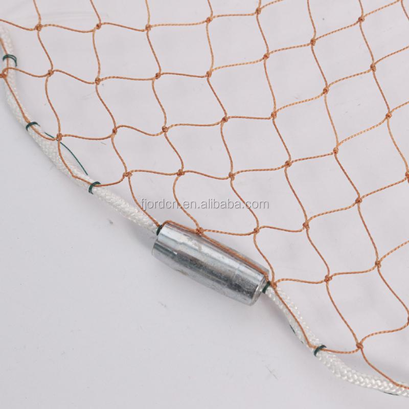 FJORD 2019 Hot Sell wholesale float hand throw fishing net nylon monofilament