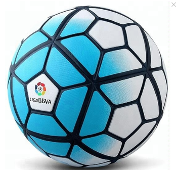 Training Quality Official Size PU TPU PVC Soccer ball with Customized Logo Football for Match