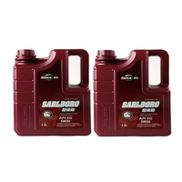 Auto lubricants Sarlboro brands Gasoline Engine Oil motor oil full synthetic 5w40