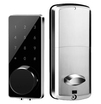 Phone App TTLock Bluetooth Smart Lock with Electronic Deadbolt Keyless Entry Door Lock with for Home office Apartment Project