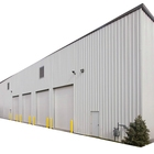 Building Industrial Building China Supplier High Quality Steel Structure Building / Low Cost Industrial Shed Designs