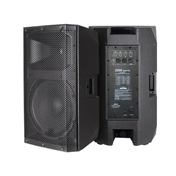 "Accuracy Pro Audio CAC15ADA Professional Audio 500W 15"" Inch Active Digital Power Amplifier Speaker System"