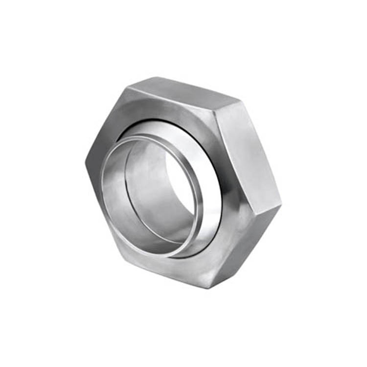 DONJOY stainless steel RJT Hexagon Nut Union