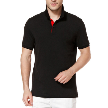 Best quality mens clothing online shopping 100% cotton short sleeve custom mens polo t shirts