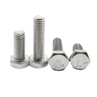 304 316 Bolts and nuts Stainless steel screw fasteners bolts and nuts