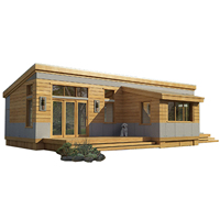 Luxury prefab house/prefabricated house/prefab home for sale