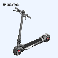 2020 New Design Big Power Dual Motor 10A/15Ah 2 Wheel Electric Scooter,  Double Brake WideWheel Pro Scooter With Lock For Adult