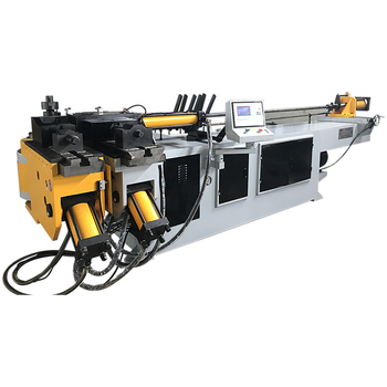 DW115NC hydraulic steel tube bending machine/pipe bending machine china