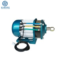 60v 72v 1000w 1500w 3000W BLDC Mid Drive High Torque Gear Motor For Electric ATV Tricycle Rickshaw Tourist Bus