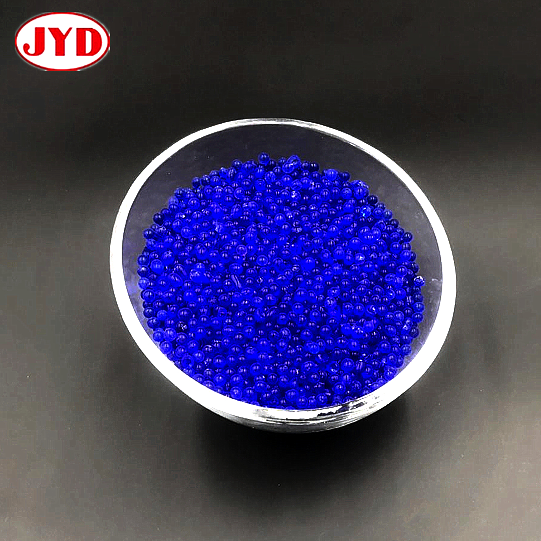 Hot selling color change blue to pink humidity absorbent silica gel desiccant for product drying