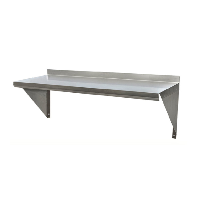 Commercial Stainless Steel Kitchen Wall Shelf Buy Stainless Steel Kitchen Corner Shelf Wall Mount Kitchen Shelf Stainless Steel Wall Mounted Shelf Product On Alibaba Com