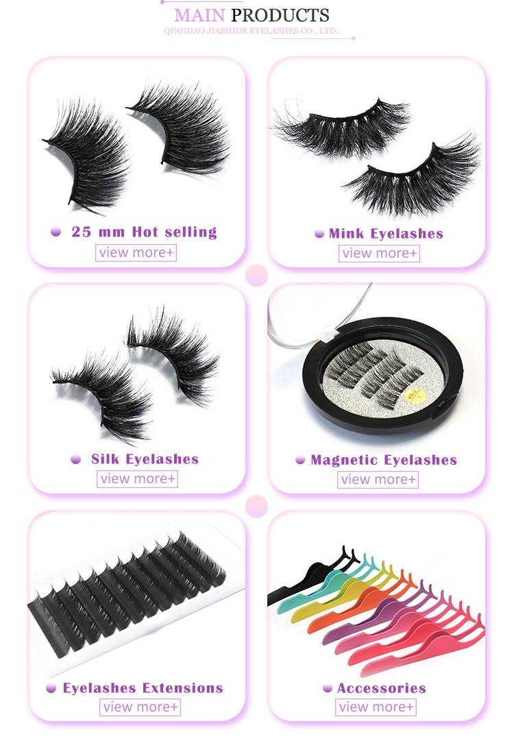 High quality 3d mink eyelashes natural length full strip lashes 100% real 3d mink eyelash for beauty